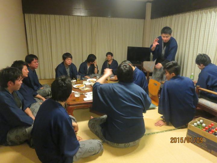 達成者旅行(2015)