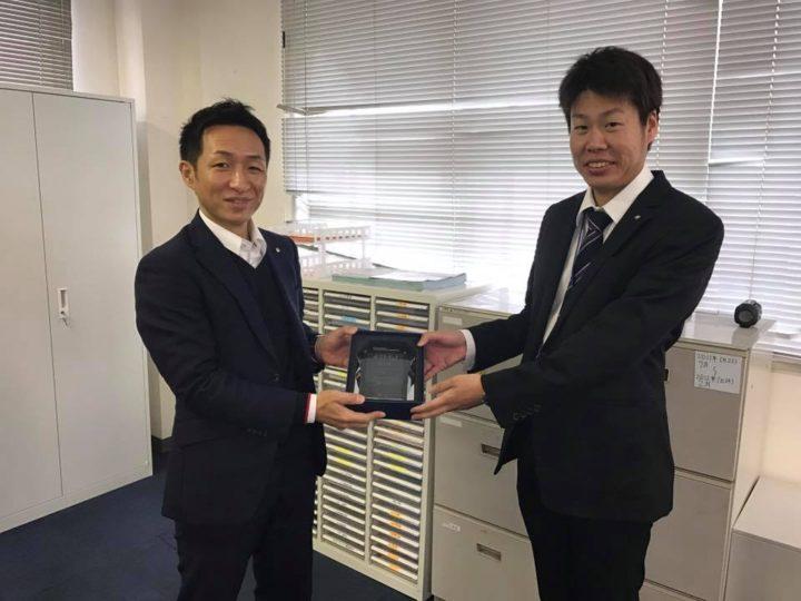 半期社長賞表彰(2017)